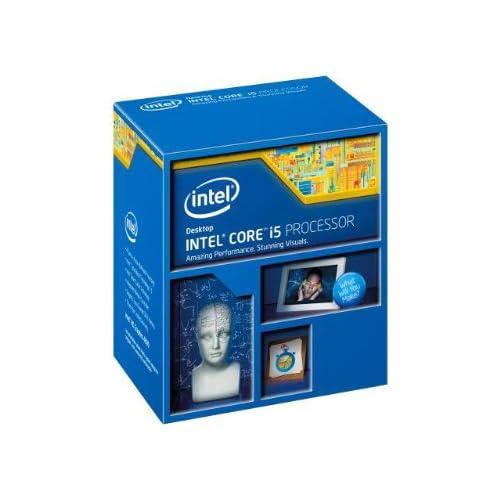 Intel Core i5-4570 - Procesador (3.4 GHz, DDR3-DRAM, Intel HD ...