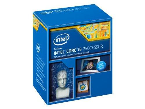 Intel 1150i5–4570S CI5-Prozessor 2,9GHz, Schwarz