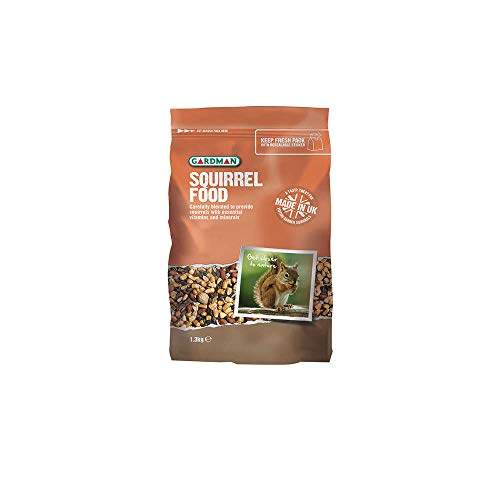Gardman A10002 Lebensmittel für Eichhörnchen, 1,3kg