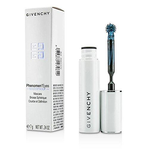 Givenchy Phenomen'Eye Waterproof Mascara, 02 Blue, 3er Pack (3 x 7 g)