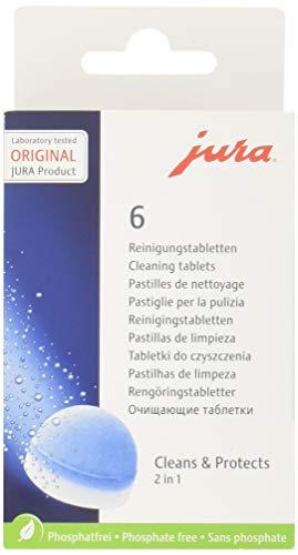 jura(ユーラ) クリーニングタブレット 6個入