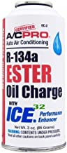 Interdynamics Certified A/C Pro R-134a Ester Oil Charge with ICE 32 (3 Ounces)