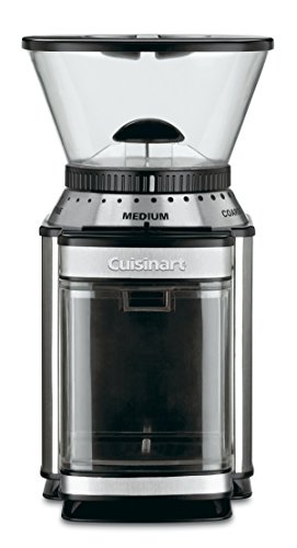 Cuisinart DBM-8 Supreme Grind Automatic Burr Mill, Stainless Steel (Renewed)