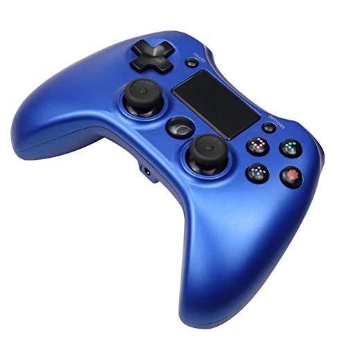 VAWA Wireless Game Controller Bluetooth 4.0 Double Chargeur Rapide avec LED Affichage et Double Vibration pour Playstation 4/PS4 Slim/PS 4 Pro Manette de Gamepad