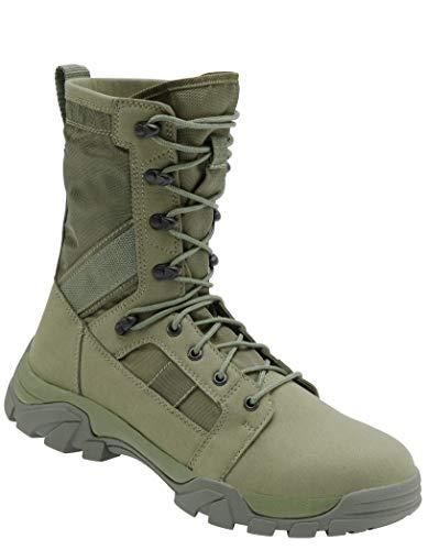 Brandit Defense Boot, Olivgrün, Größe 43