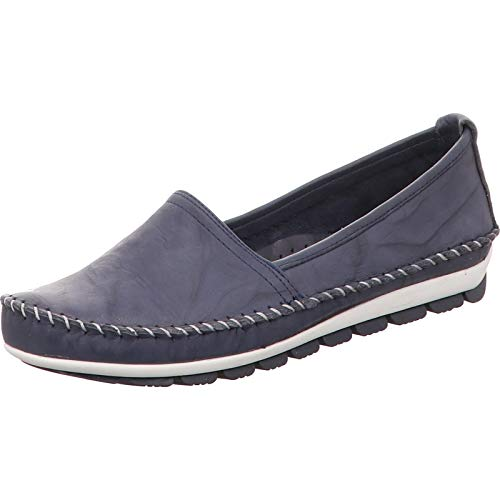 Gemini Damen Slipper Navy 003122-01-802 blau 620061