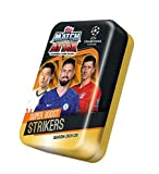 Match Attax 2019/20 Topps Mega Lata (diseño 1 Super Boost Strikers)