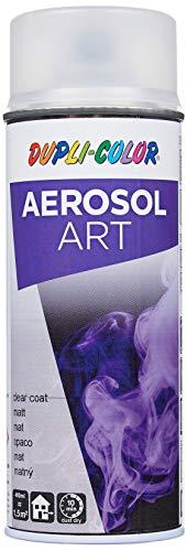 Dupli-Color 744044 Aerosol Art Klarlack 400 ml, matt