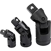 EPAuto Impact Universal Joint Set, Cr-V,3 Pieces