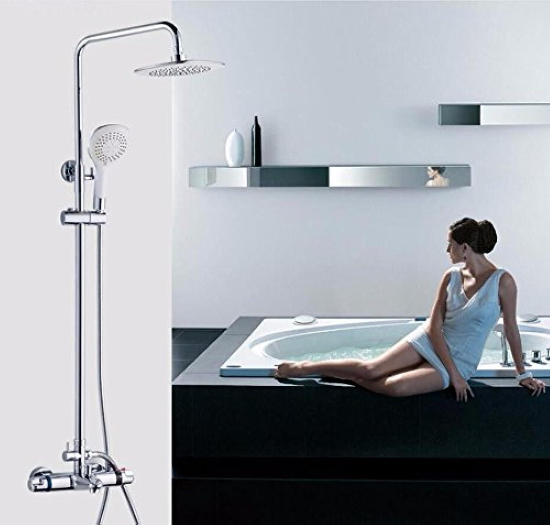 Dusche HeiEs Und Kaltes Wasser Wasserhahn Duschset Kupfer Smart Konstante Temperatur Dusche Handheld.