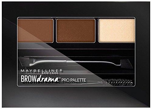 Maybelline Brow Drame Pro Palette - 265 Auburn (pack de 2)