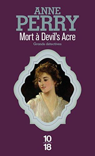 Mort à Devil's Acre (Grands détectives t. 7)