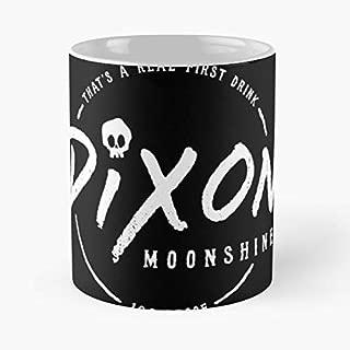 Twd Walking Dead Daryldixon Moonshine C Simple 110z Novelty Coffee Mugs