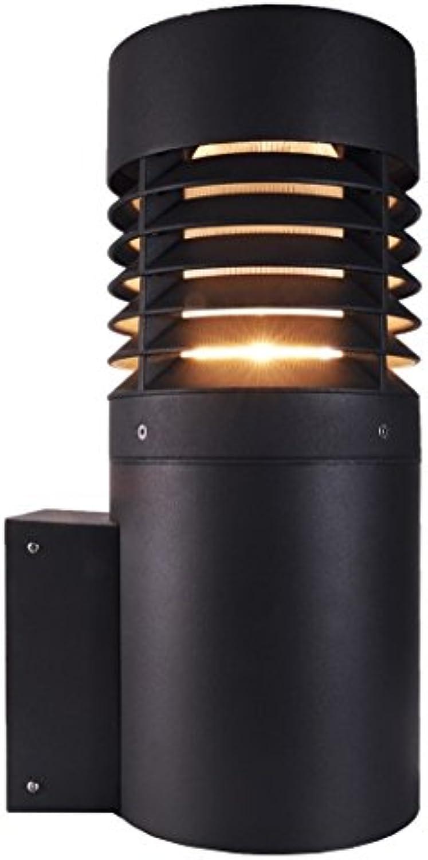 Deko-Light Wandaufbauleuchte, Porto II, 220-240 V AC 50-60 Hz, E27, 60,00 W 730123