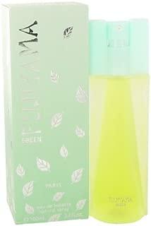 FUJIYAMA GREEN by Succes de Paris Women's Eau De Toilette Spray 3.4 oz - 100% Authentic
