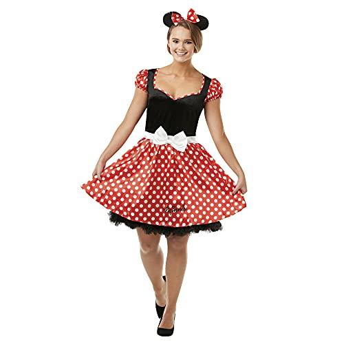 Aptafêtes - Disfraz para Adulto–Minnie