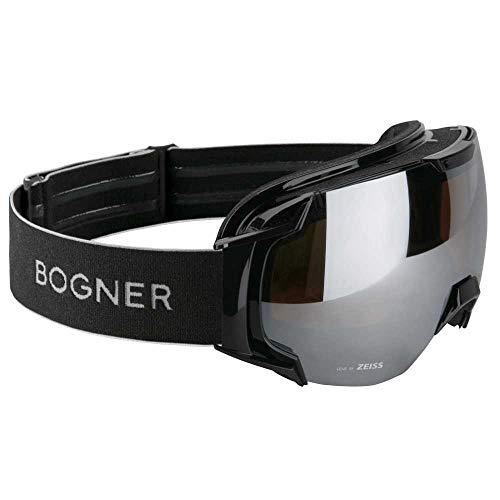 Bogner Snow Goggles Just B | Schwarz | Ski & Snowboard Brille | Hochwertige Qualität
