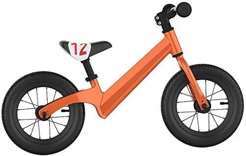 Bicicleta De Equilibrio Para Niños, Scooter Al Aire Libre Para Niños Ultraligero, Ruedas De Alambre Inflable De Bicicletas Para Principiantes De Dos Ruedas Sin Entrenamiento Con Pedal, 2-6 Años De Eda