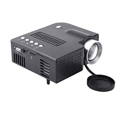 ZCCZ-AA Proyector de UC28A Inicio Mini HD 1080p Miniatura...