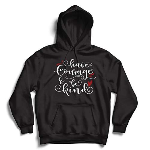 lepnime unisex hoodie have courage