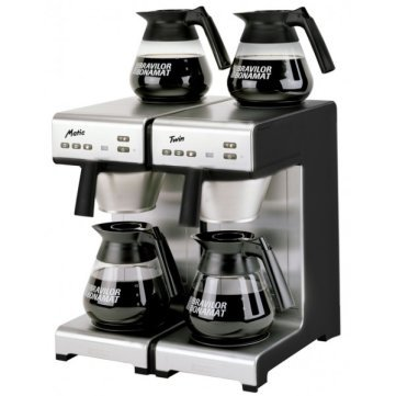 Bravilor Matic Twin Filter Koffiemachine
