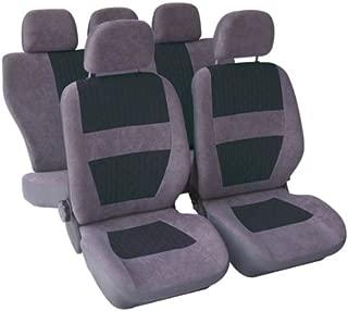 Funda para asiento de coche con forma de camiseta OTOTOP 66722 color gris