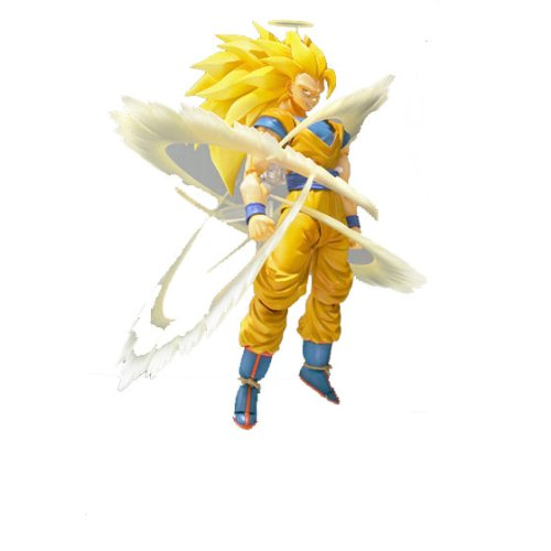 Bandai Super Saiyan 3 Son Goku - S.H. Figuarts (japan import)
