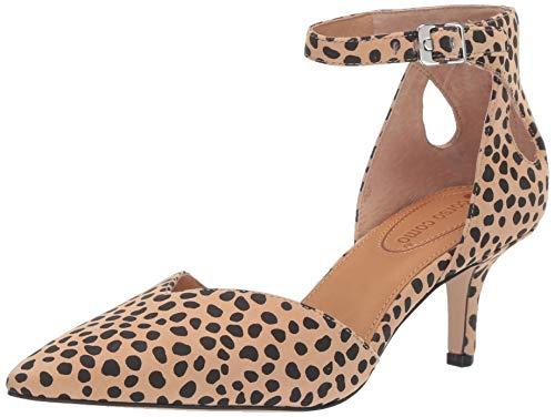Corso Como Women's Devorah Shoe, TAN/Black, 7 M US