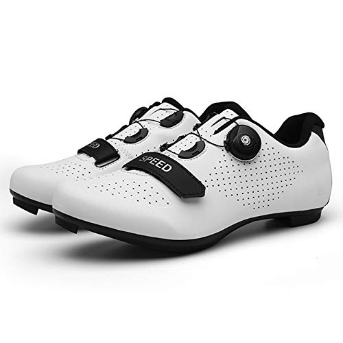 Shoe Mens And Women Specialized Cycling, Urban Road Bike With Ratchet Rope System, Outdoor Mtb Cycling, Indoor Bike Spin