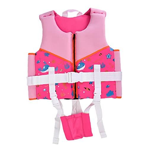 Swim chaquetas para niños Con chaleco de flotación Traje de flotabilidad ayuda de baño...