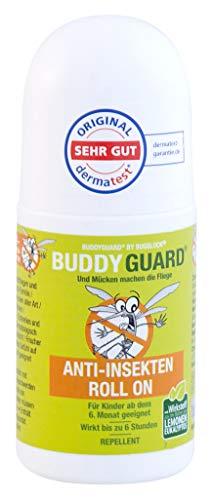 BUDDYGUARD Anti Insekten Roll On