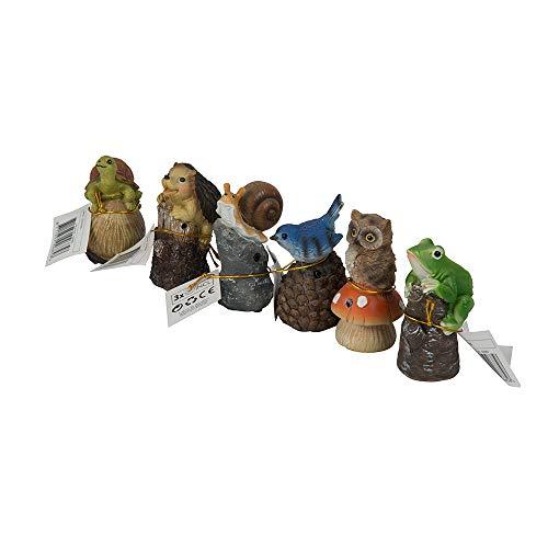 Edco Pot 871125292685 6 Ass pr avec capteur – Animal – Multicolore