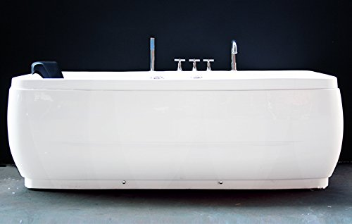 "OimexGmbH Design Whirlpool ""Gloria"" exklusiv 172 x 62 x 80 cm - 3"