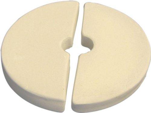 K&K Beschwerungsstein Ø 13,0 cm für Gärtopf 2, 5 und 7 Liter [Form 2] aus Steinzeug