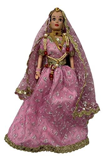 Miss Beautiful Doll-Pride of India Collectible Doll (Beautiful Bride-Punjabi)
