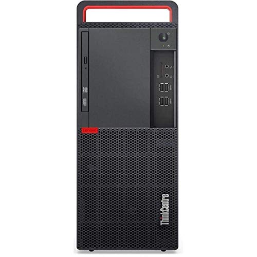 Lenovo Thinkcentre M910t MT Intel Core i5-7500 3,80GHz 16GB RAM 1000GB SSD Dvdrw-Brenner Win10 Pro+ G-Data anti Virus