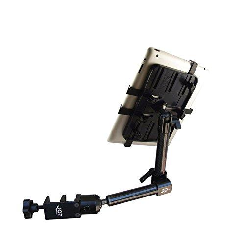 The Joy Factory Universele houder voor rolstoel, 7,5-12 inch, breedte max. 0,65 inch.