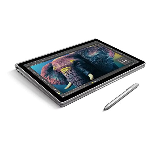 Compare Microsoft Surface Book (WZ3-00001) vs other laptops