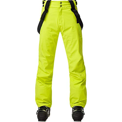 ROSSIGNOL Course Pant, Pantaloni da Sci Uomo, Trifoglio, XS