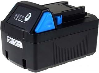 Batteri för bandsåg Milwaukee HD18 BS 4000 mAh, 18 V, Li-Ion [Batteri verktyg M20510]