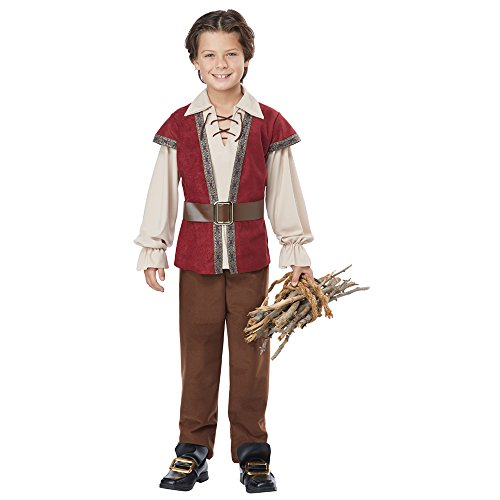 California Costumes Boys Renaissance Boy Child Costume
