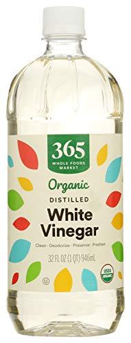 365 by WFM, Vinegar White Distilled Organic, 32 Fl Oz
