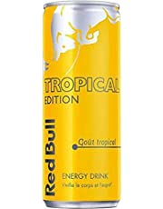 RED BULL Tropical Edition 12 x 250 ml