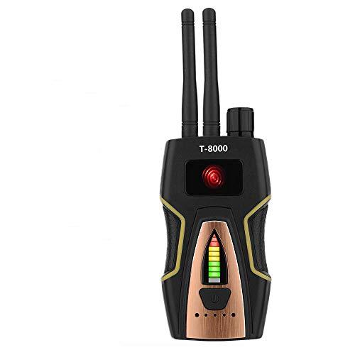 Detector de Señal RF Detector de GPS Detector Cámaras Ocultas Detector Microfonos Ocultos Detector de Microsensor Buscador de Dispositivos gsm Buscador de Dispositivos de Radio Radar