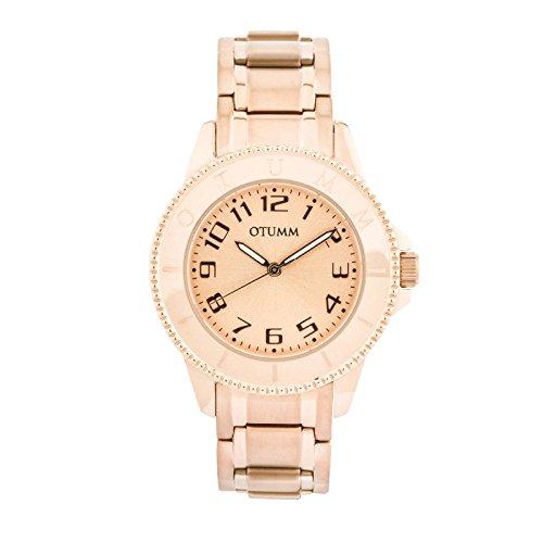 Otumm Ibiza Señora Oro Rosa 002 38mm Señora Ibiza Reloj
