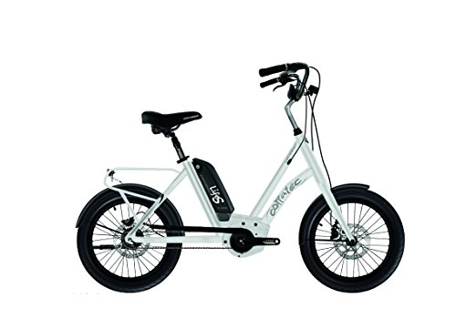 Corratec Life S Active 500 Fahrrad, Weiß/Schwarz, One Size