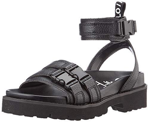 Buffalo JESSICA, Women's Platform Sandals, Black (BLACK 001), 5 UK (38...