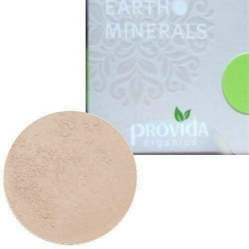 provida Earth Minerals Satin Foundation neutre 1, contenu 6 G