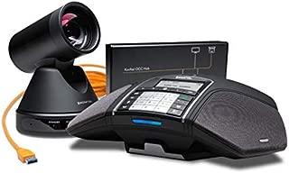 100-240 V, 50//60 Hz, 14 V, Interior, Tel/éfono, CA a CC Fuente de alimentaci/ón Konftel 900102125 adaptador e inversor de corriente Interior Negro