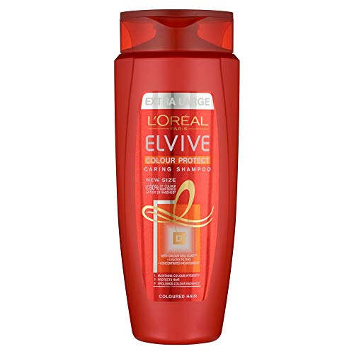 L 'Oreal Elvive Colour Protect Shampoo 700 ml